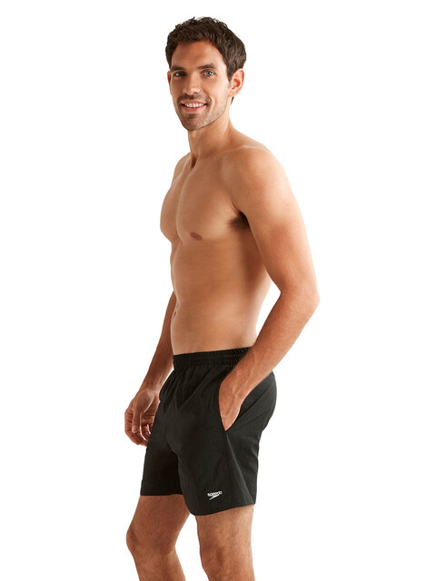 "speedo Solid Leisure 16"" Watershort Men Black"